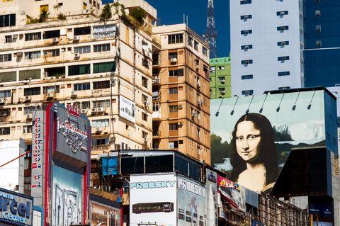 La mirada de la Mona Lisa no nos sigue