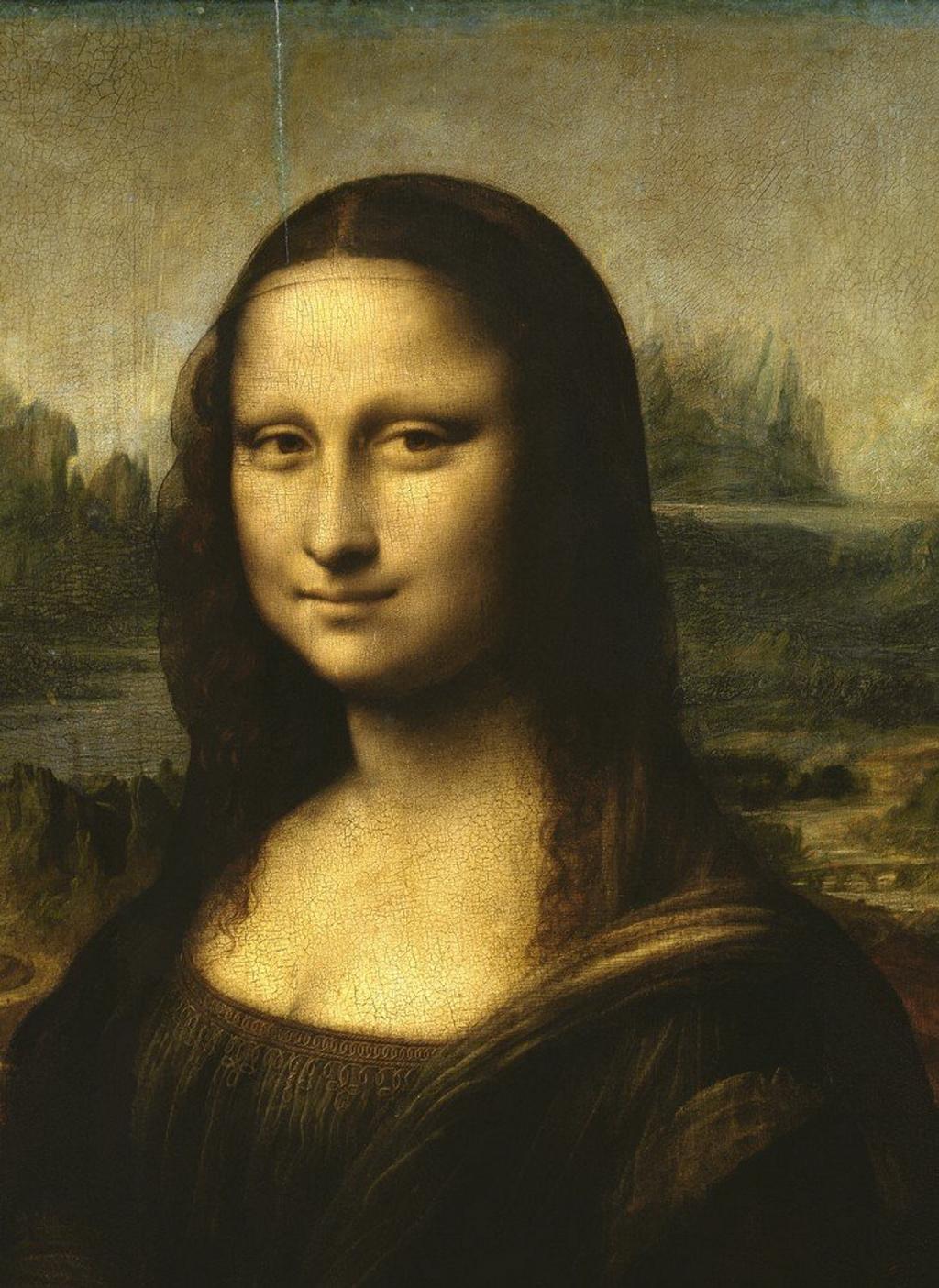 La Mona Lisa realmente está sonriendo