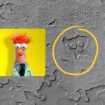La NASA descubre a un teleñeco en Marte