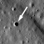 La NASA encuentra el lugar perfecto para una base lunar: dentro de esta caverna