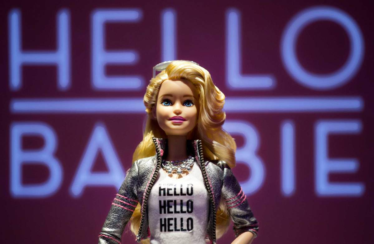 La nueva Barbie viene con Wi-Fi