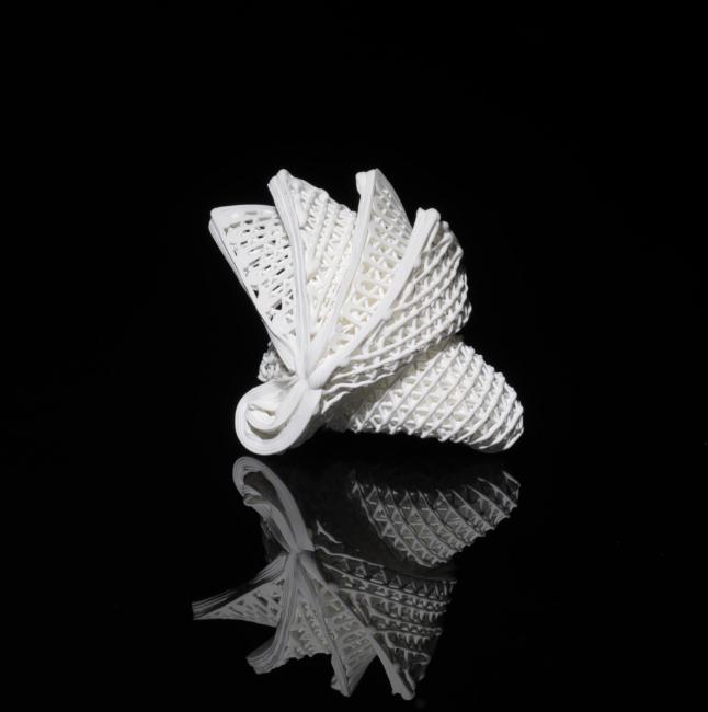 La primera impresora 4D para cerámica