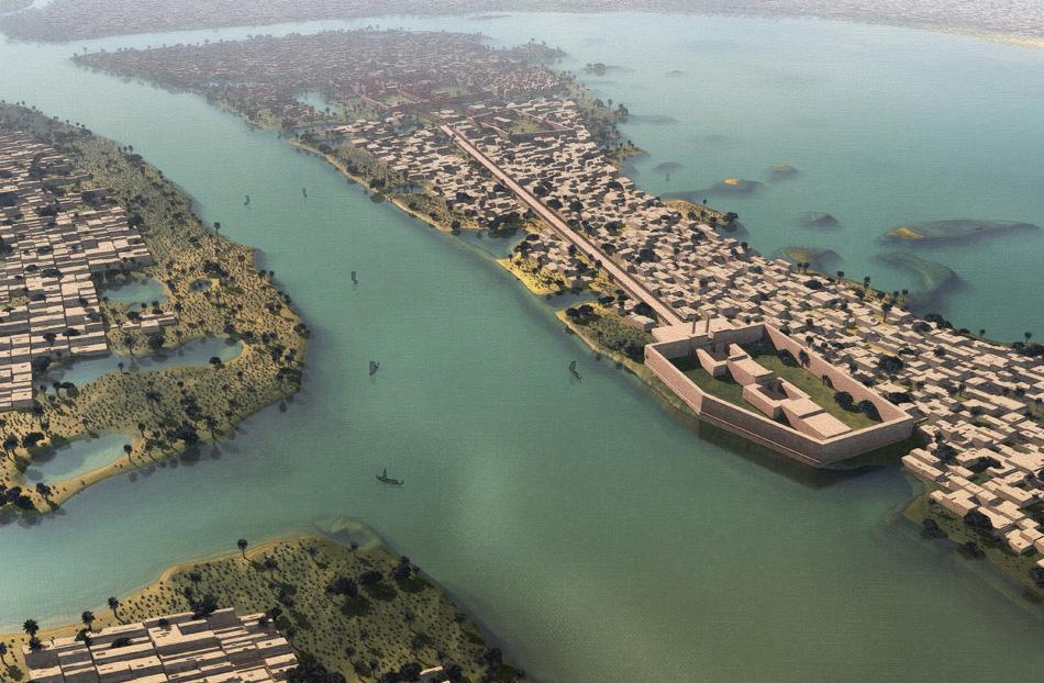 La Venecia del Nilo