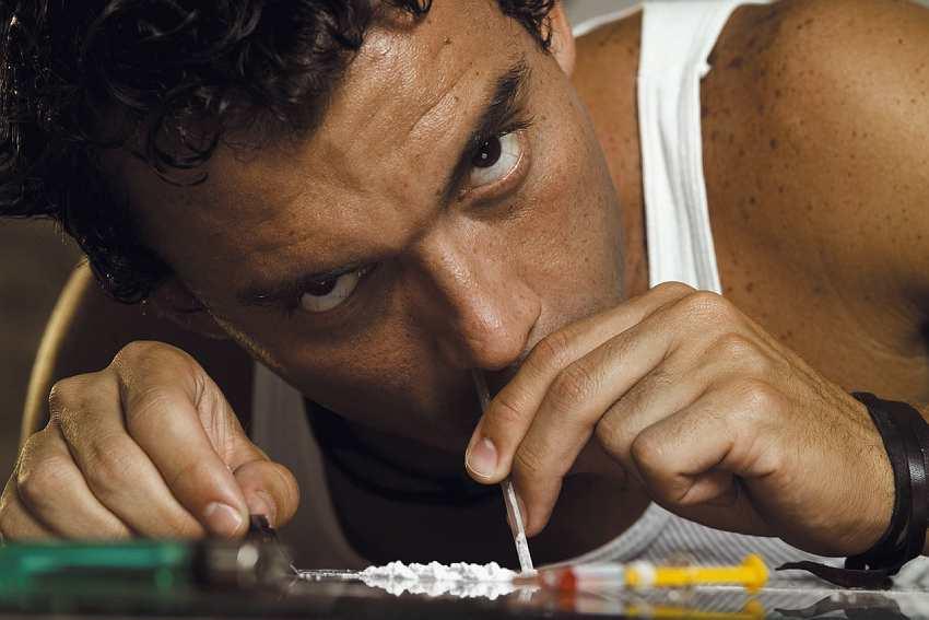 La cocaína altera genes