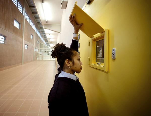La tecnología en la cárcel