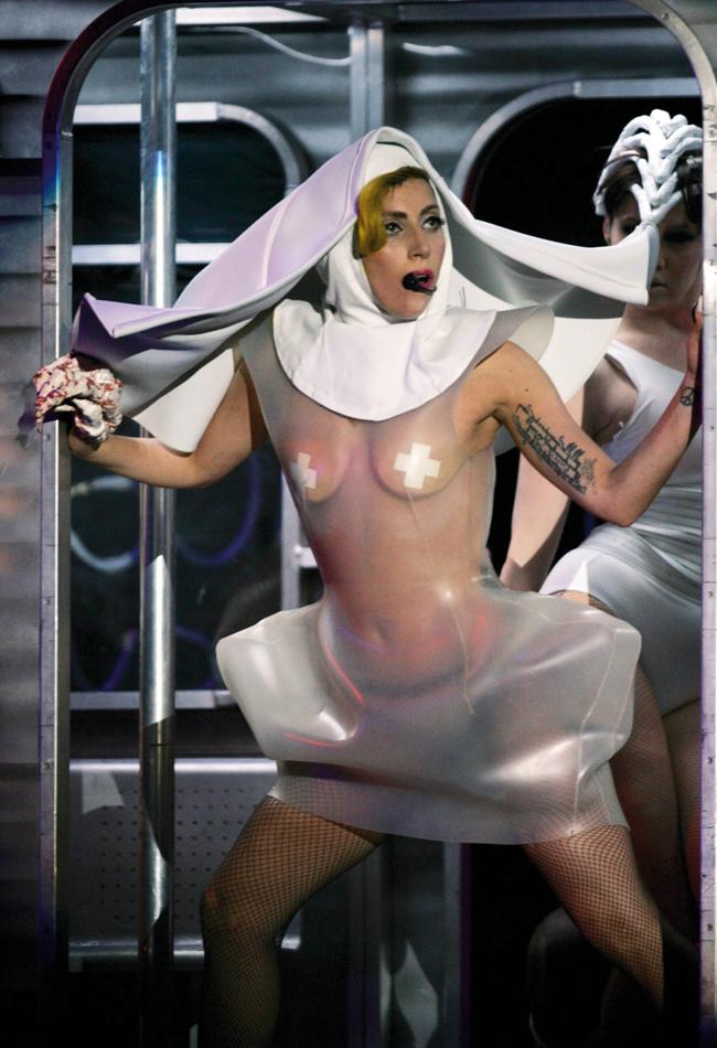 Lady Gaga contra Steve Jobs