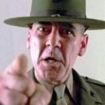 Las 7 frases más bestias del sargento de La chaqueta metálica