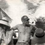 Las fotos nunca vistas de los astronautas del Apolo XI en Canarias