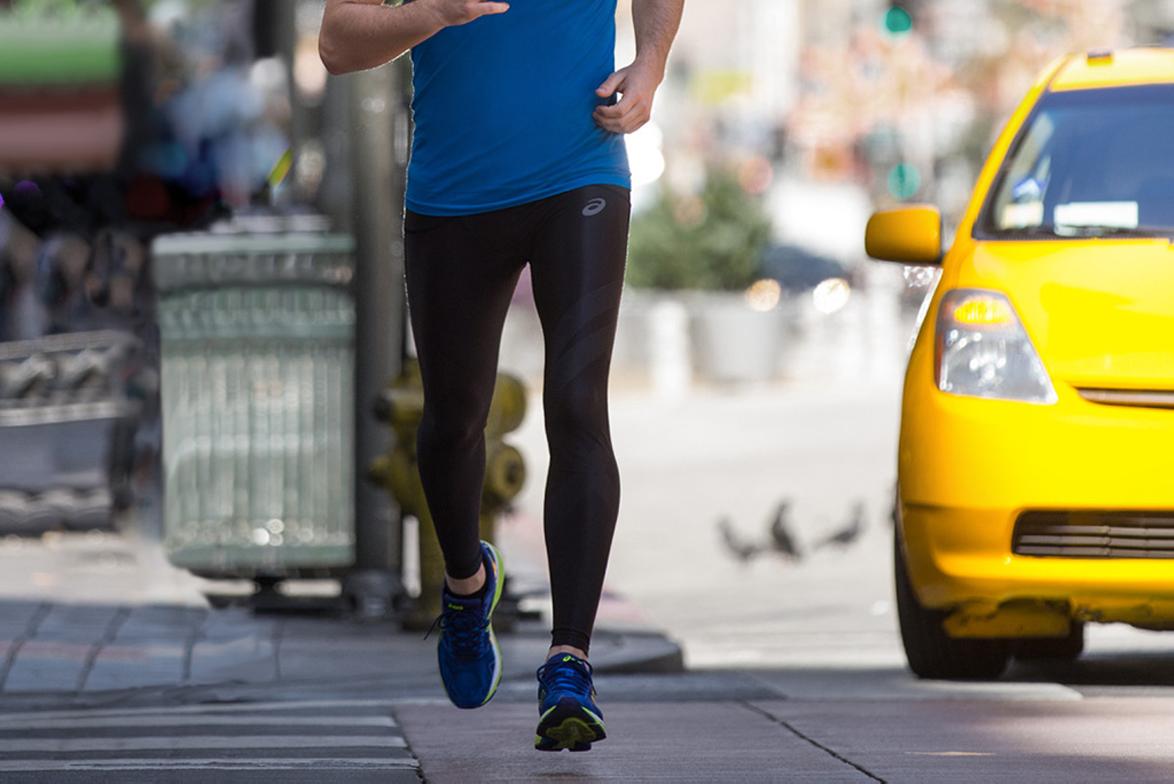 Las mallas para running no reducen la fatiga muscular