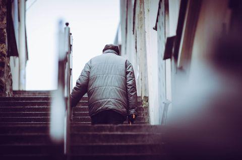 Las personas más frágiles tienen mayor riesgo de sufrir demencia