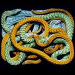 Las serpientes más hermosas del planeta