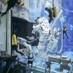 STS-125. Última misión de mantenimiento del Hubble.