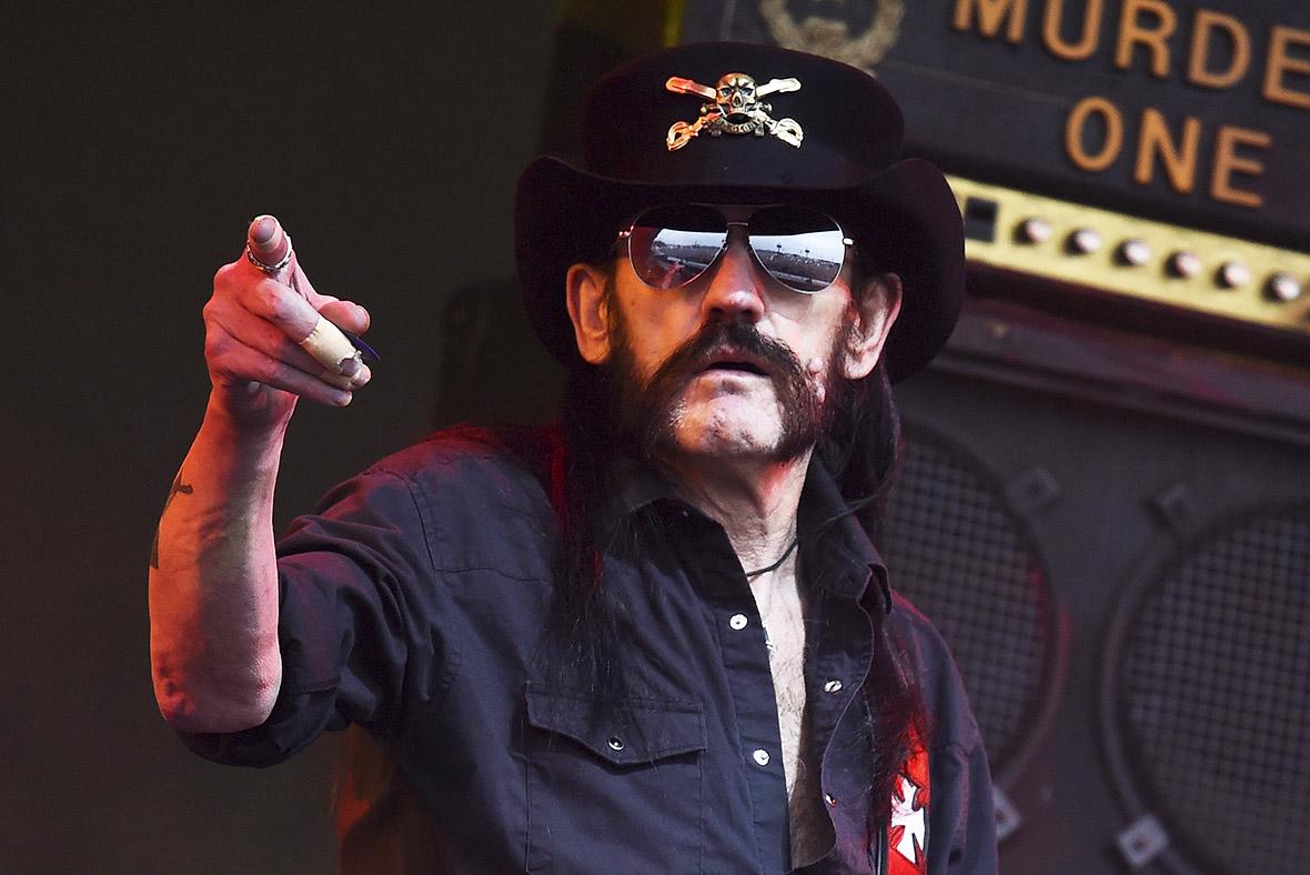 Lemmy Kilmister ya tiene una especie que le honre ¿adivinas cuál?