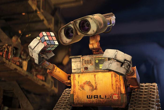 ¿Lloras con Wall-E?