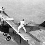 Locos del aire. 9 imágenes históricas que te pueden provocar vértigo
