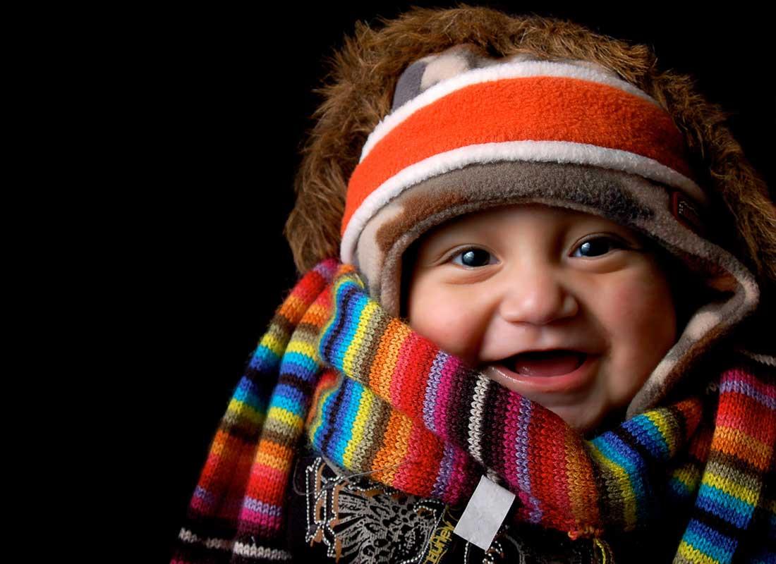 Los bebés saben cuándo estás fingiendo