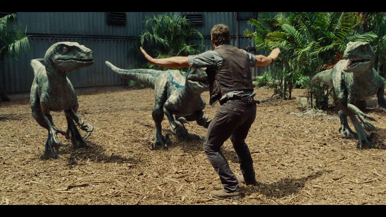 Los dinosaurios bailaban para ligar