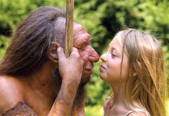Los neandertales padecían enfermedades modernas