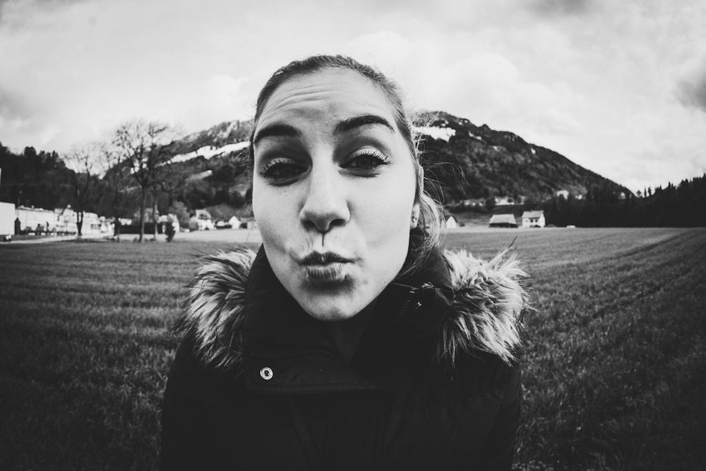 Los selfies hacen que tu nariz parezca un 30% más grande