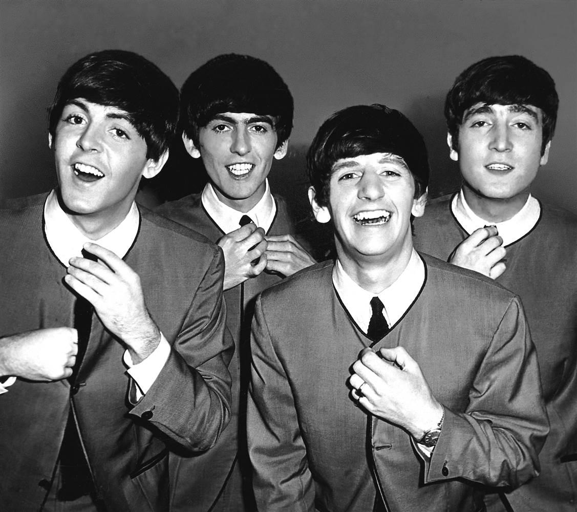 Los trapos sucios de Los Beatles salen a subasta