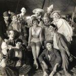 Magníficas fotos de artistas de circo
