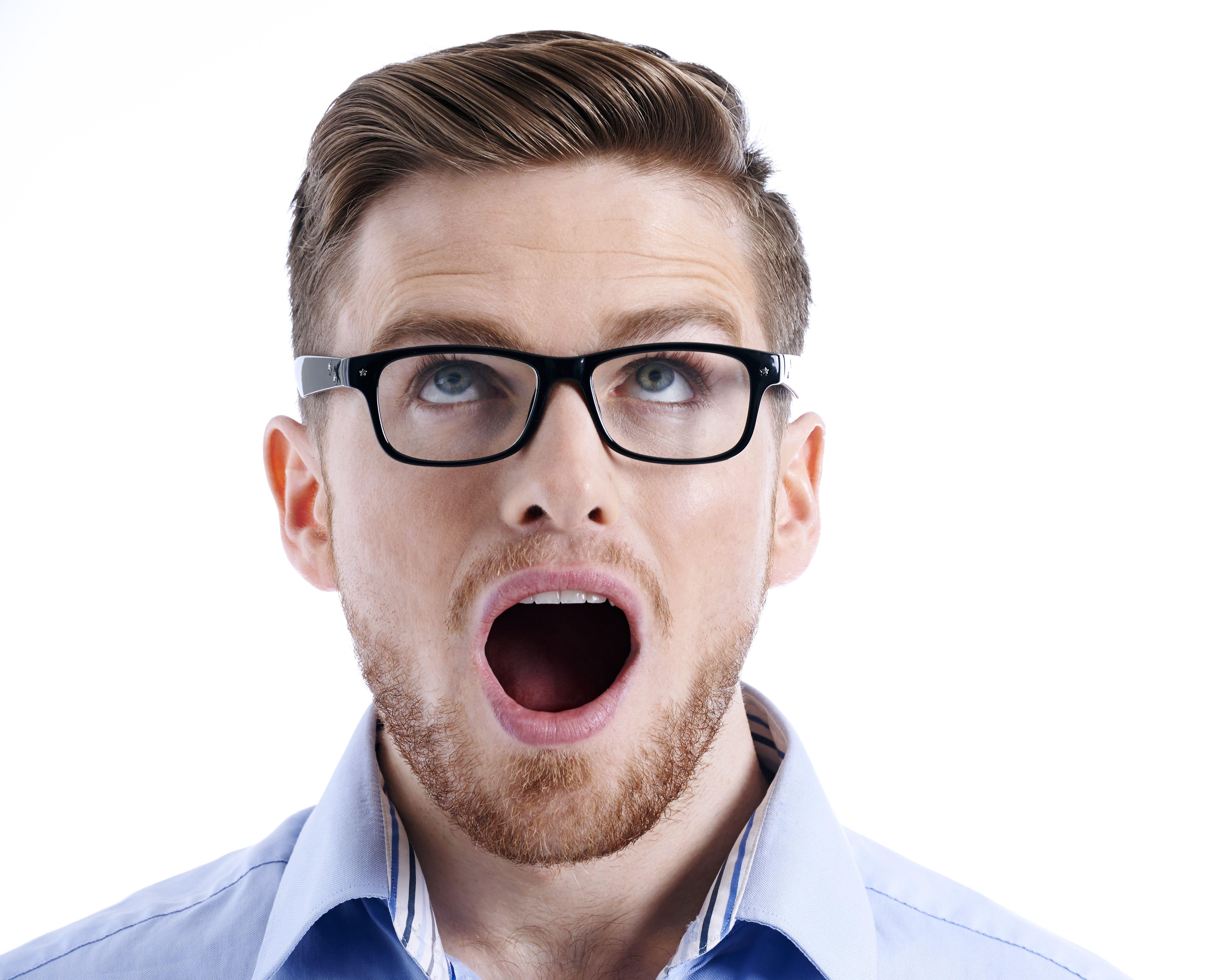 Admítelo: Tu cara no siempre dice lo que parece