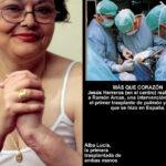 Manos de cirujanos