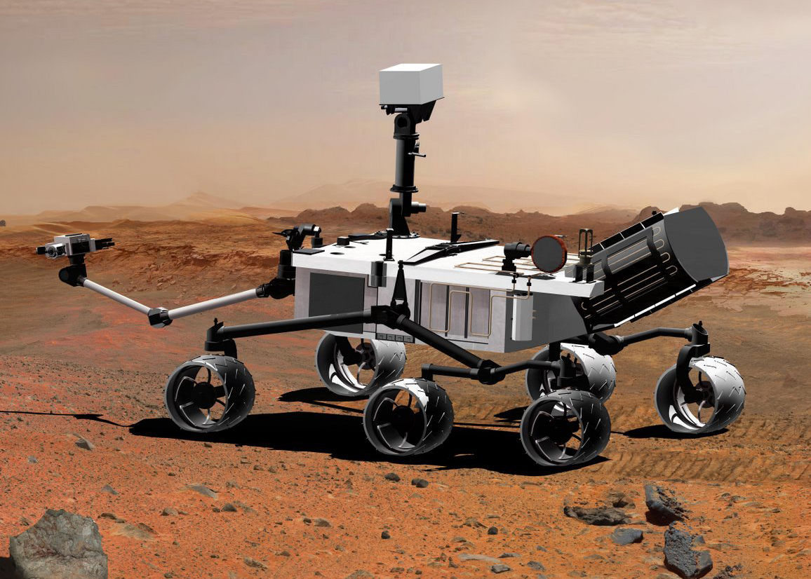 Marte en 3D gracias a 'Avatar'