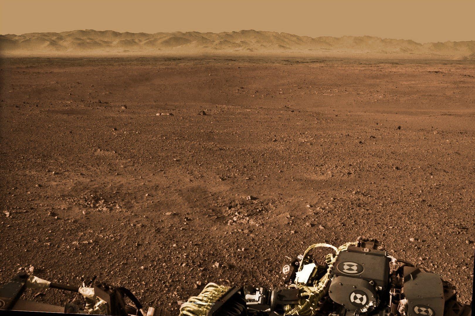 Marte en alta resoluciòn