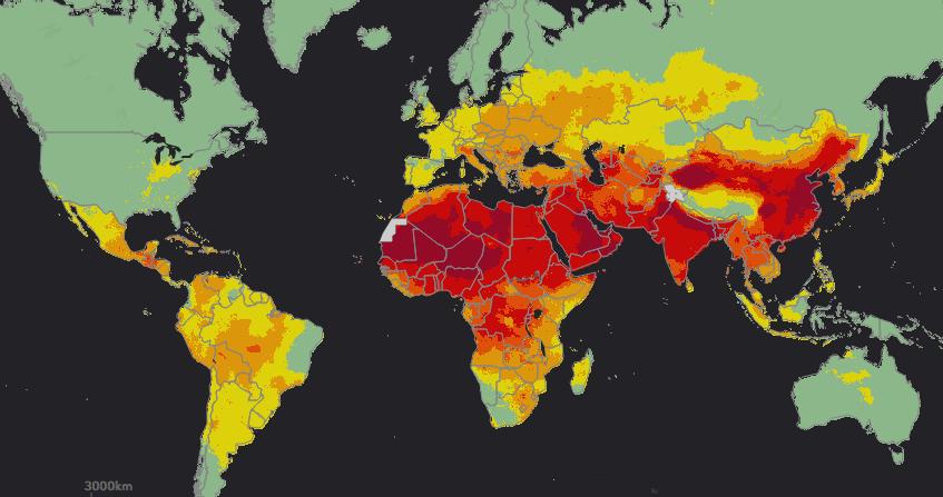 Más del 90% de los habitantes del planeta respiran aire contaminado