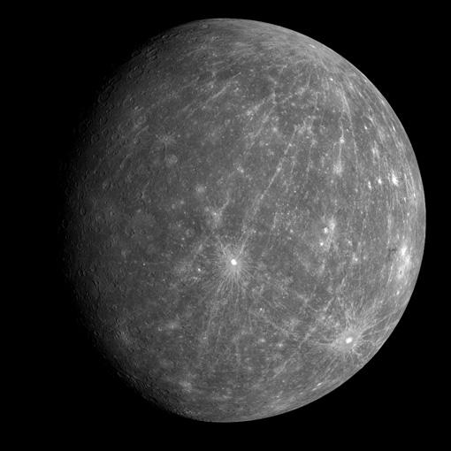 Mercurio, cara a cara