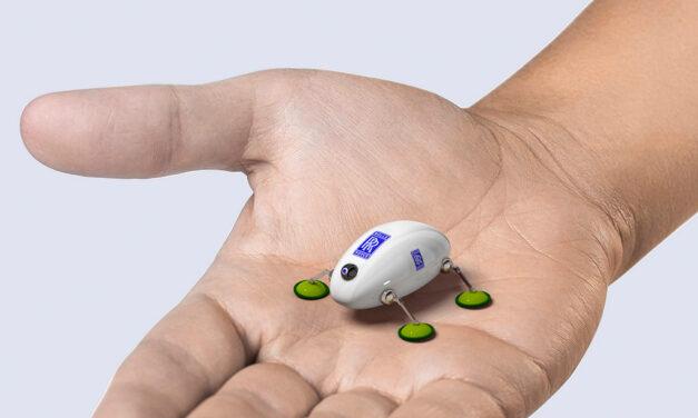 Microrrobots: tú también vas a querer tener uno (y lo sabes)