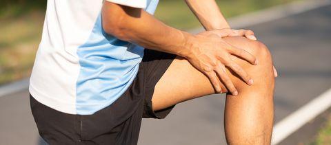 Puede que tu rodilla esté en riesgo de lesión