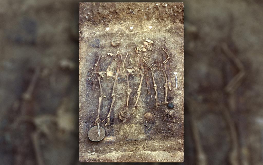 Misterio medieval: ¿Estos guerreros fueron raptados cuando eran niños?