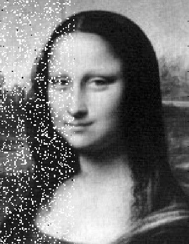 Mona Lisa se va a la Luna