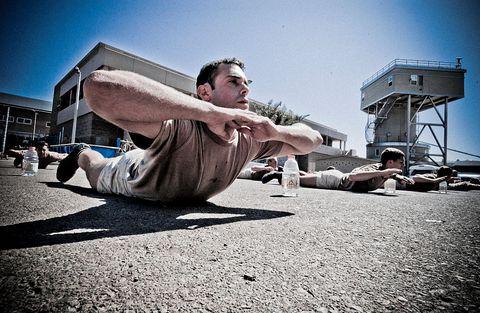 El secreto mejor guardado de los marines: cómo respirar para sentirse mejor