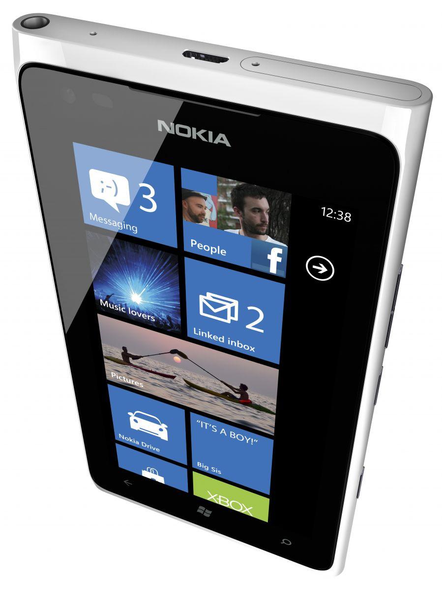 Nokia estrena Windows 8