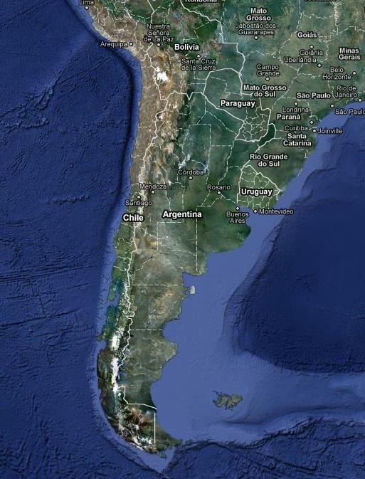¿Nuevo terremoto en Chile?