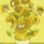 Obras maestras de la pintura al estilo anime