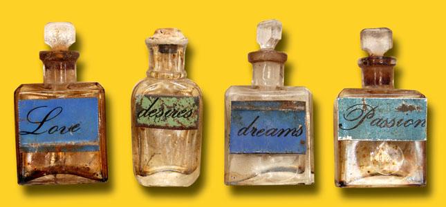 Olfato: La moda de la feromona