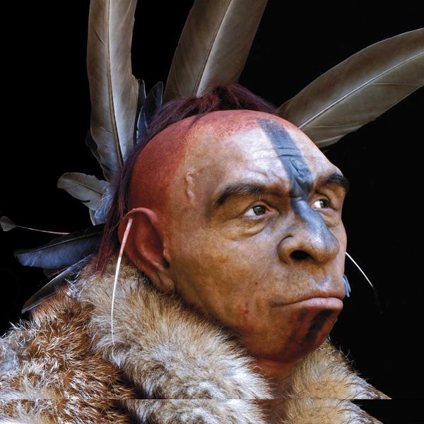Orgullo neandertal: así era su verdadero rostro