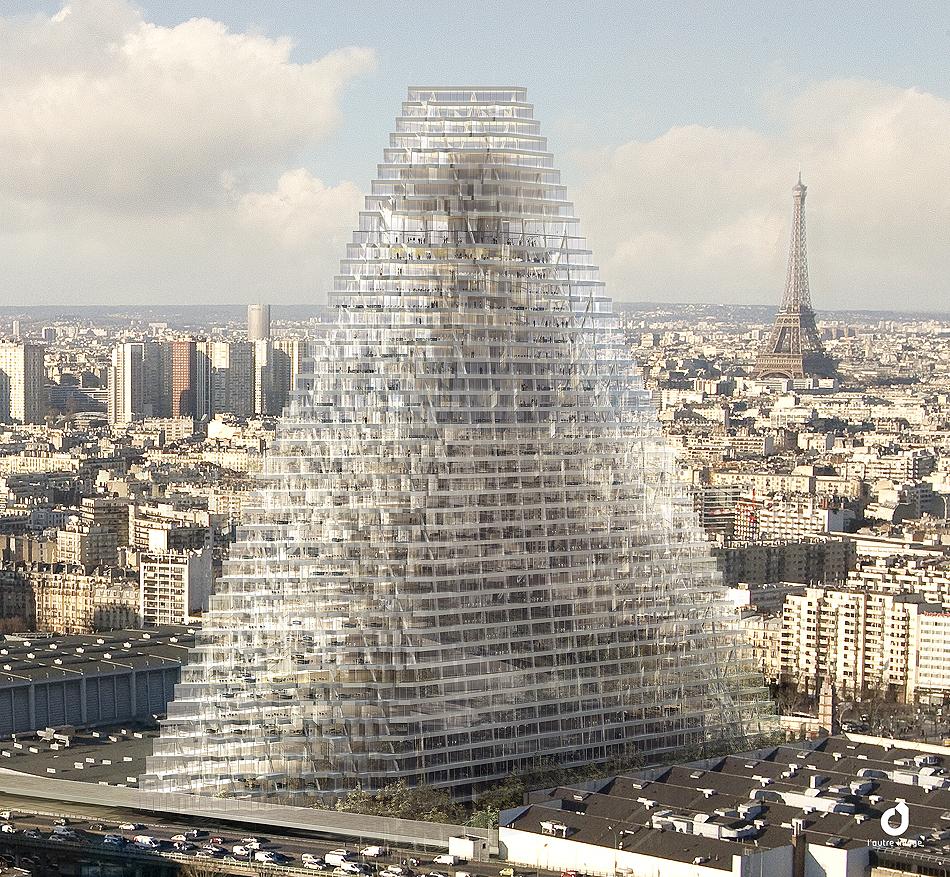París tendrá un nuevo rascacielos