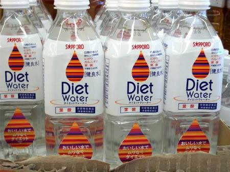 ¡Peligro! refrescos de dieta