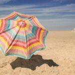 ¿Podrías morir si una sombrilla de playa te golpea en el pecho? Depende de la fuerza