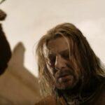 Por fin sabemos lo que susurraba Ned Stark segundos antes de abandonar 'Juego de Tronos'