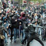 ¿Por qué algunas protestas se vuelven violentas?