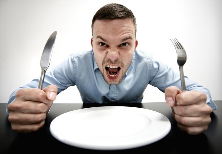 ¿Por qué el hambre nos pone de mal humor?
