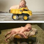 ¿Por qué las fotos de tu bebé no son tan 'cool' como estas?