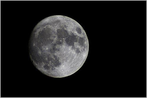 ¿Por qué no vemos la Luna siempre igual?