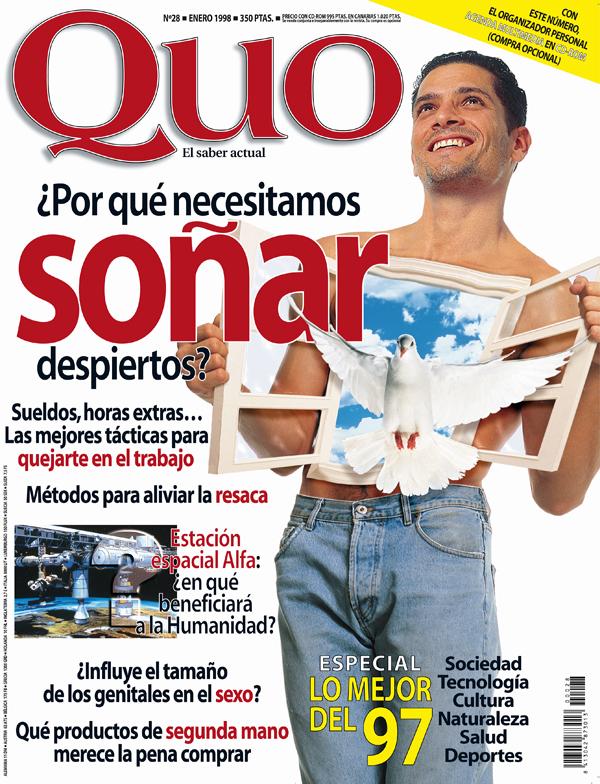 Portadas Quo 1998